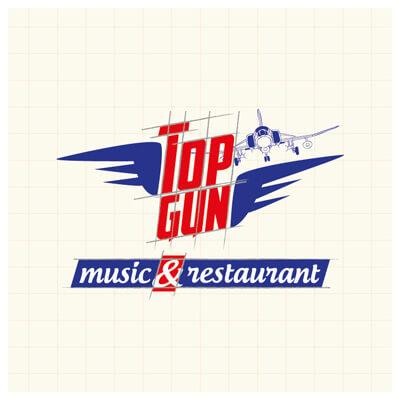 Logo Top Gun