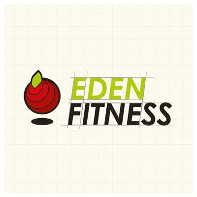 Logo Eden Fitness