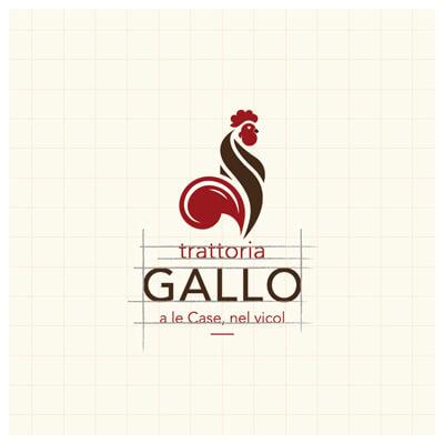 Logo Trattoria Gallo