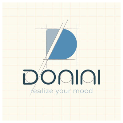 Restyling logo Officine Donini