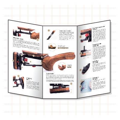 Brochure e pieghevoli per Gemini/Winshoot