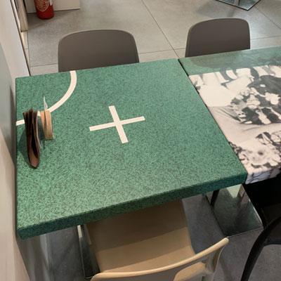 Riqualificazione tavoli
