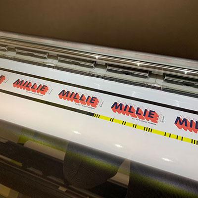 Stickers adesivi sagomati - stampa & taglio